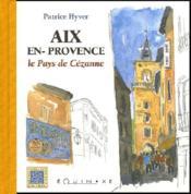 Aix en provence edt bilingue francais et anglais - Couverture - Format classique