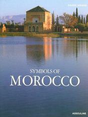 Symbols of morocco - Intérieur - Format classique