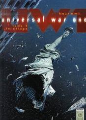 Universal war one t.4 ; le déluge - Intérieur - Format classique