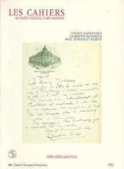Cahiers Du Mnam ; Hors Série - Couverture - Format classique