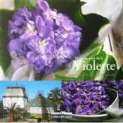 Visite au pays de la violette - Couverture - Format classique