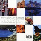 Guide espagne chic - 4ème de couverture - Format classique