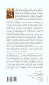Le nouvel itinéraire espagnol - 4ème de couverture - Format classique