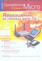 Competence Micro ; Réseaux Et Réseaux Sans Fil - Intérieur - Format classique