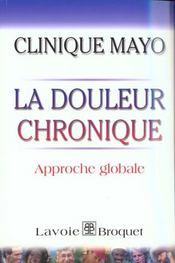 La douleur chronique - approche globale - Intérieur - Format classique
