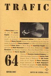 Revue Trafic N.64 - Intérieur - Format classique