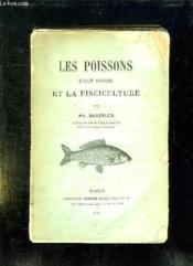 Les Poissons D Eau Douce Et La Pisciculture. - Couverture - Format classique