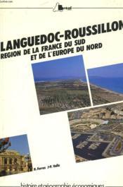 Langudoc-Roussillon. Region De La France Du Sud Et De L'Europe Du Nord. - Couverture - Format classique