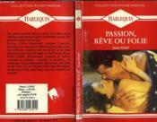 Passion Reve Ou Folie - The Gentleman Insists - Couverture - Format classique