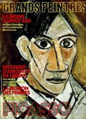 Grands Peintures N°29 - Picasso - La Misere A Vingt Ans - Un Chant D'Amour Et De Liberte - La Passion Des Femmes... - Couverture - Format classique