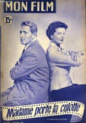 Mon Film N° 229 - Madame Porte La Culotte - Couverture - Format classique