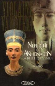 Nefertiti et akhenaton t1 - Couverture - Format classique