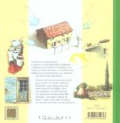 Habitat traditionnel en provence - 4ème de couverture - Format classique