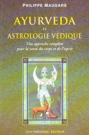 Ayurveda et astrologie vedique - Intérieur - Format classique