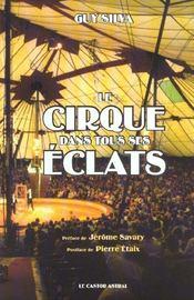 Cirque Dans Tous Ses Eclats - Intérieur - Format classique