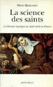 La Science Des Saints - Couverture - Format classique