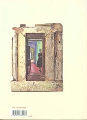 Le Temps De Peindre - 4ème de couverture - Format classique