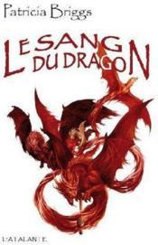 Le sang du dragon - Couverture - Format classique