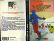 Les Six compagnons et l'homme des neiges - Couverture - Format classique