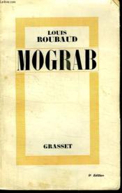 Mograb. - Couverture - Format classique