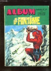 Album N° 53 Le Fantome. N° 452 - 453. - Couverture - Format classique