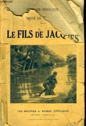 Le Fils De Jacques. - Couverture - Format classique