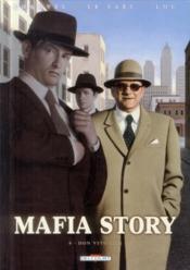 Mafia story t.8 ; don Vito t.2 - Couverture - Format classique