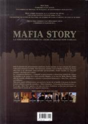 Mafia story t.8 ; don Vito t.2 - 4ème de couverture - Format classique