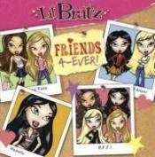 Lil bratz - friends 4 ever - Couverture - Format classique