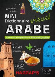 Mini dictionnaire visuel ; arabe - Couverture - Format classique