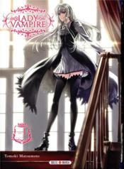 Lady Vampire T.1 - Couverture - Format classique