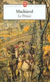 Le prince - Intérieur - Format classique