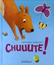 Chuuute ! - Couverture - Format classique