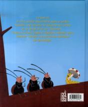 Chuuute ! - 4ème de couverture - Format classique