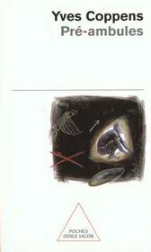 Pré-ambules - Intérieur - Format classique