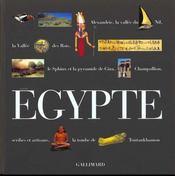 Egypte Album - Intérieur - Format classique