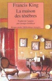 La Maison Des Tenebres - Couverture - Format classique
