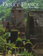 Douce France. les plus beaux villages - Intérieur - Format classique