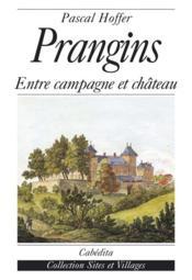 Prangins - Couverture - Format classique