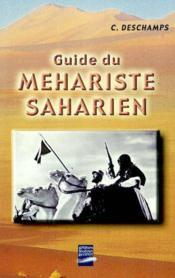 Guide Du Mehariste Saharien - Couverture - Format classique