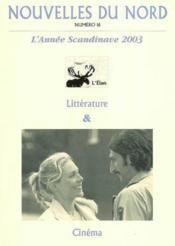 L'annee scandinave 2003 / nvelle 16 - Couverture - Format classique