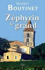 Zéphyrin le grand - Intérieur - Format classique