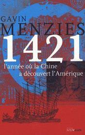 1421, l'année où la Chine a découvert l'Amérique - Intérieur - Format classique