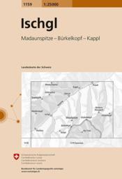 1159 Ischgl - Couverture - Format classique