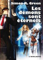 Les démons sont éternels - Couverture - Format classique