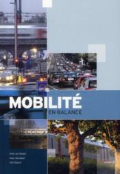 Mobilit? en balance - Couverture - Format classique