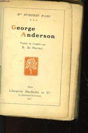 George Anderson - Couverture - Format classique