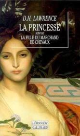 La princesse ; la fille du marchand de chevaux - Couverture - Format classique