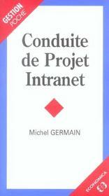 Conduite de projet intranet - Intérieur - Format classique