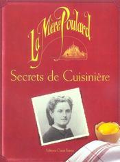 La Mère Poulard, secrets de cuisiniere - Intérieur - Format classique